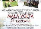 2015-06-11 - Letnia scena na molo Hotelu 500 w Zegrzu