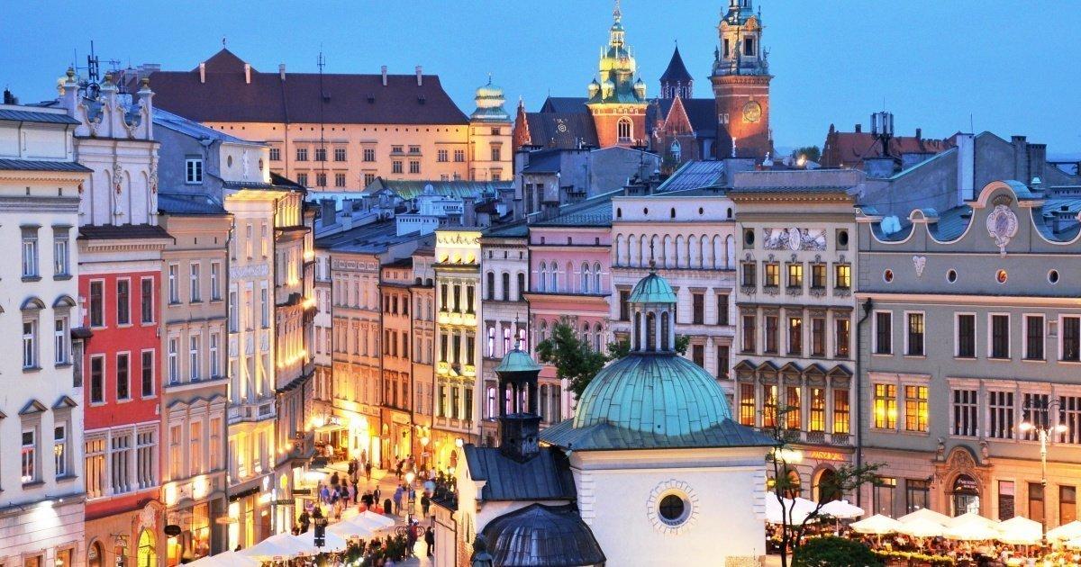 Palace Hotel Krakow