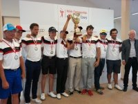 Sobienie Królewskie G&CC Klubowym Mistrzem Polski 2016 - obroniliśmy tytuł!!!