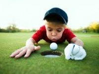 Obóz golfowy z nauką języka angielskiego