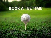 Pole golfowe jest otwarte.