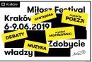 Festiwal Miłosza 2019    6-9.06.2019