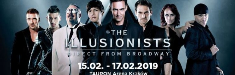 The Illusionists Live in Poland
