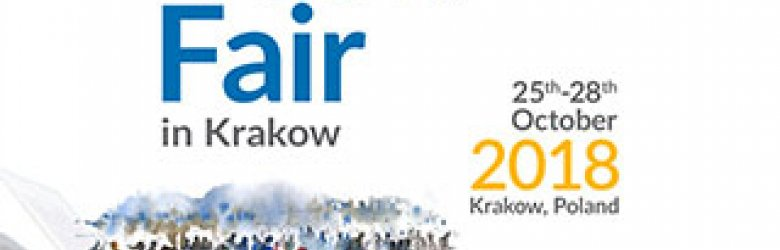 22 nd International Book Fair in Kraków