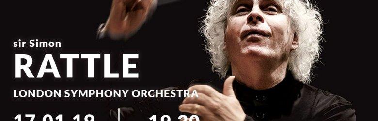 ICE Classic: Simon Rattle - Classical music