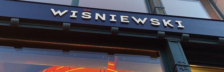 Wiśniewski - nowy koncept gastronomiczny na Placu Szczepańskim 2