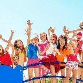 Kinderspielplatz & Spielecke