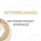 Mazurkas Catering 360° nominated to MP Power Awards 2017