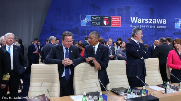 NATO obradowało zMazurkas Catering 360°