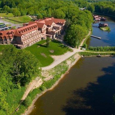 Hotel nad morzem - Dolina Charlotty - okolice Ustki i Słupska