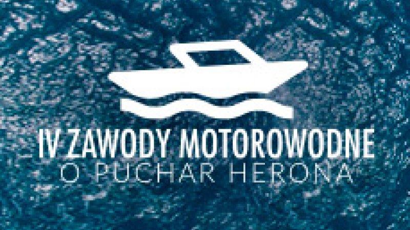 IV ZAWODY MOTOROWODNE