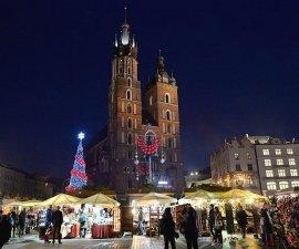 Targi Bożonarodzeniowe na Rynku Głównym