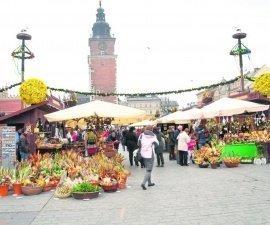Kiermasz Wielkanocny na Rynku Głównym