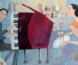 Wystawa malarstwa Nataszy Piskorskiej