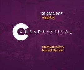 Conrad Festiwal 2017