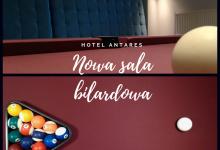 Nowa sala bilardowa