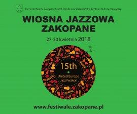 Wiosna Jazzowa Zakopane 2018