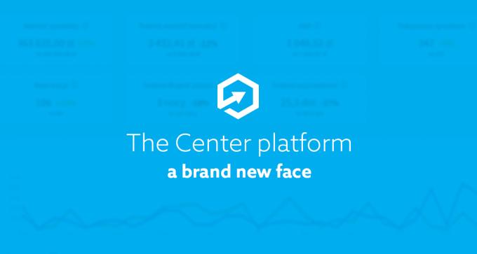 A brand new face of the Center platform