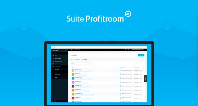 Suite Profitroom - Nowa platforma do pełnego zarządzania sprzedażą