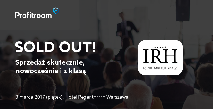 Profitroom na konferencji Sold Out!