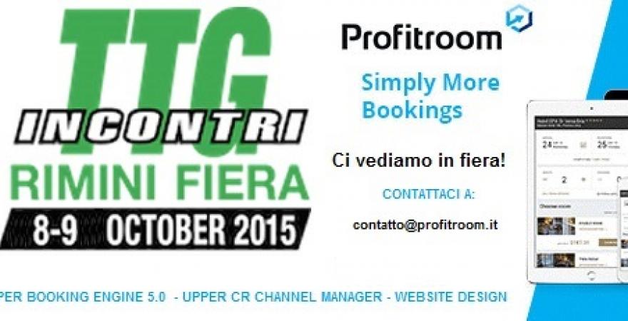 Troviamoci in TTG Incontri a Rimini