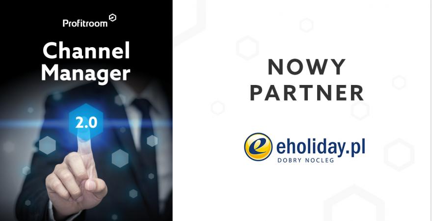 Grupa eholiday.pl dołączyła do grona naszych partnerów