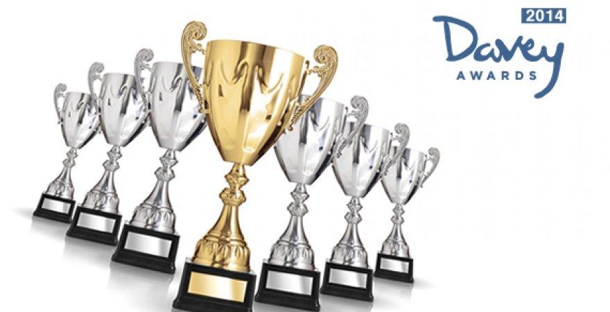Wygrywamy Davey Awards 2014!