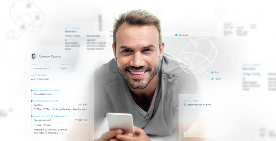 Guest Connect - brakujące ogniwo efektywnego procesu sprzedaży