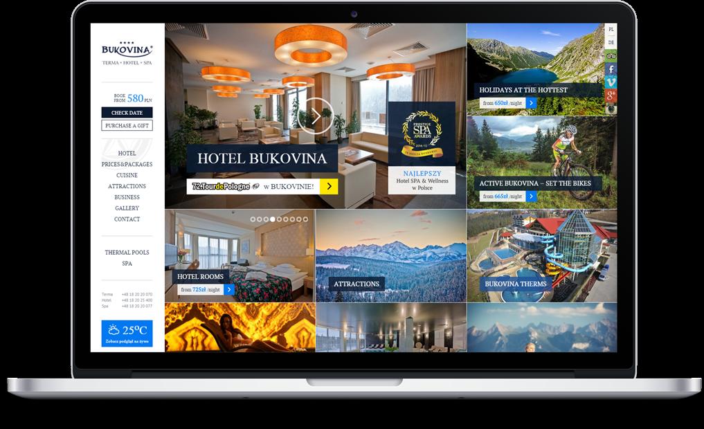 Bukovina Terma Hotel Spa
