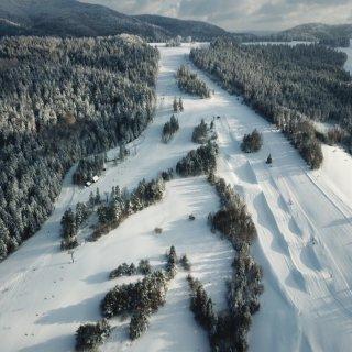 A gdyby tak poszaleć w Snowparku?