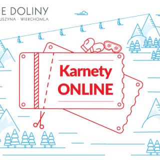Skipassy w Dwóch Dolinach już do kupienia online