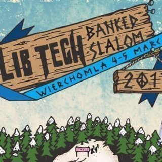LibTech Banked Slalom 2017 już w najbliższy weekend