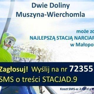 Dwie Doliny najlepszą stacją narciarską Małopolski?!