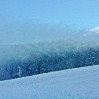 Czekaliśmy i wreszcie jest! Śnieg w Dwóch Dolinach!
