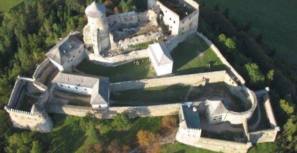 Zamki, dwory i pałace