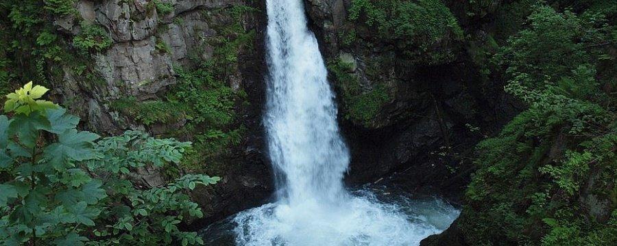 Wodospad Wilczki