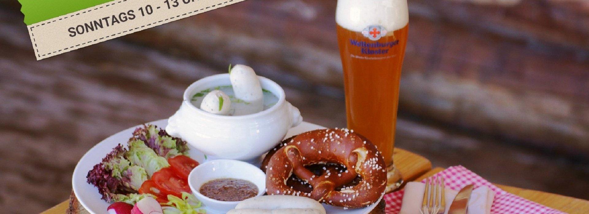 Weisswurst Frühshoppen