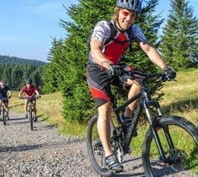Fahrrad und Mountainbike Verleih