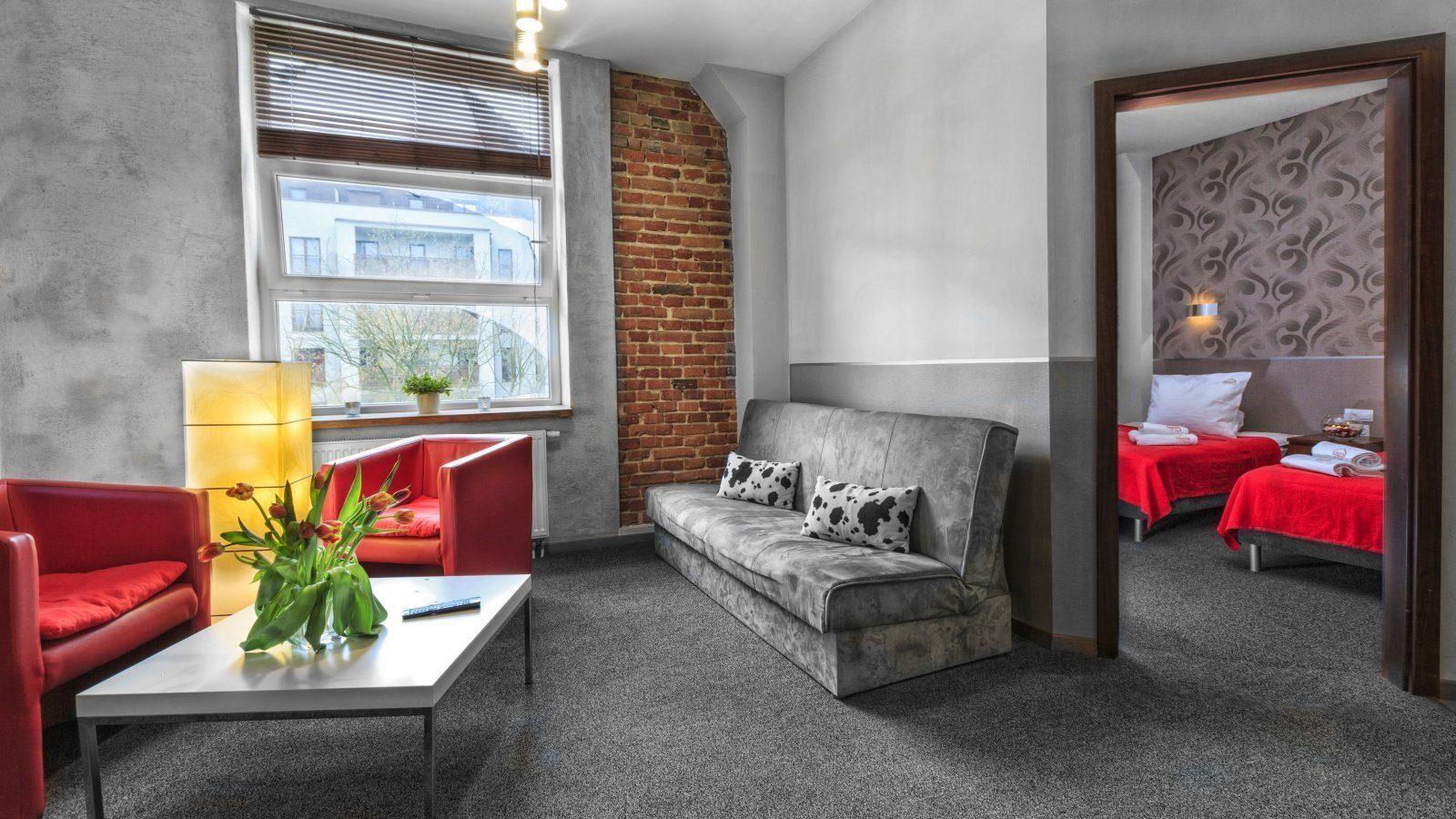 Zarezerwuj pobyt w apartamentach Aparts w Łodzi