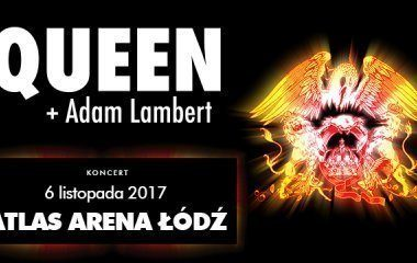 Queen i Adam Lamber w Atlas Arenie!