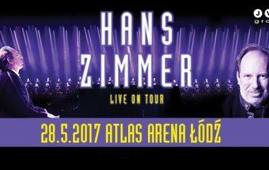 Hans Zimmer powraca do Łodzi!