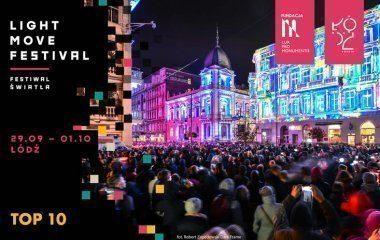 Light Move Festiwal 2017 w Łodzi!