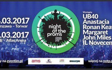 Night of the Proms w Atlas Arenie!