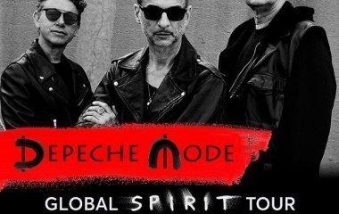 Depeche Mode w Łodzi!