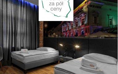Weekend za pół ceny w apartamentach Aparts Bed&Breakfast!