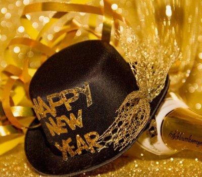 Sylwester i Nowy Rok