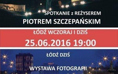 """""""Łódź wczoraj i dziś w Starym Kinie"""" - wyjątkowa projekcja filmu """"Aleja Gówniarzy & wystawa fotografii Jacka Rutkowskiego!"""
