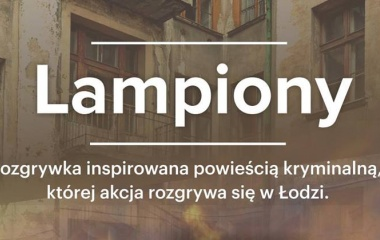 """Stare Kino jednym z punktów gry miejskiej śladami """"Lampionów""""."""