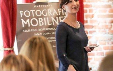 Relacja z warsztatów fotografii mobilnej w Starym kinie!
