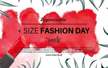 Fotorelacja z Plus Size Fashion Day by Inna Ty w Starym Kinie!